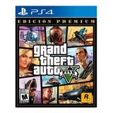 Gta V Premium Edition Ps4 - Mundojuegos
