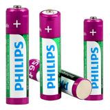 Pila Recargable Philips Aaa 950mah Blister X4 Pilas Triple A