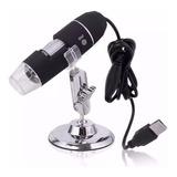 Microscopio Usb Digital Hd 500x Celular Foto Video