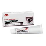 Oftalmicos Ciclosporina 1% 3.5g Holliday
