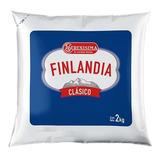 Queso Finlandia Clásico X2kg