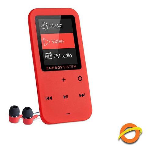 Reproductor Mp3 Mp4 Musica Audio Auriculares Portatil