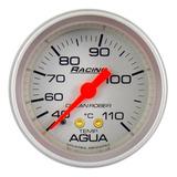 2 Relojes Orlan Rober Racing 52mm Aceite Temperatura Agua