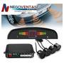 Sensor Retro Parqueo Para Todo Autos Camionetas - Tuning 12v Seat Leon