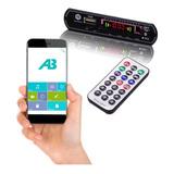 Modulo Mp3 Usb/sd/fm/aux/bluetooth 3.0 Con App + Cr Flac For