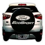 Cubre Rueda P/ Ecosport Cubrerueda Cuero Ecologico Cuotas.