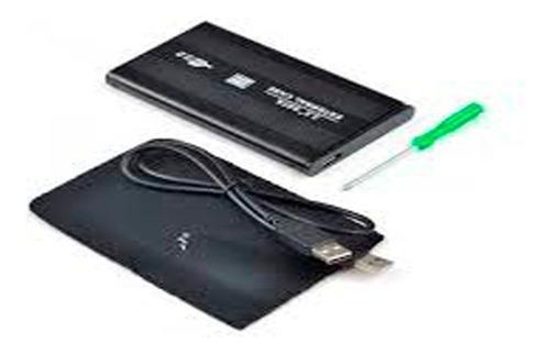 Carry Disk Case Usb 3.0  Sata 2.5 Notebook Disco Rigido Led