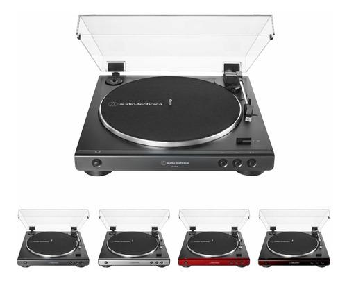 Nueva At-lp60x Tornamesa Tocadiscos Audio-technica Atlp60x