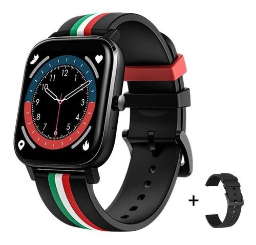 Smartwatch Colmi P12 Ligações Oxímetro Pressão Sono Calorias