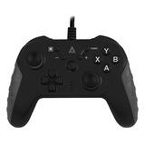 Control Joystick Acteck G100 Negro