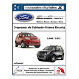 Ford Ecosport 2003-2012 Manual (sistema Eléctrico)