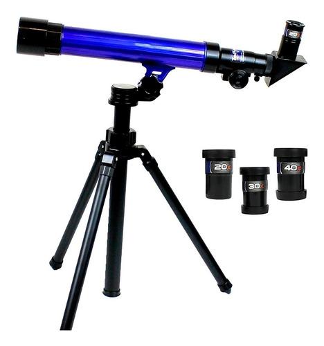 Telescopio Astronomico 20x 30x 40x