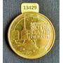13429 Medalha Francesa Catedral De Notre Dame 2006 Metal Original