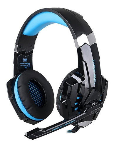 Auriculares Gamer Pc Ps4 7.1 Extra Graves Kotion G9000