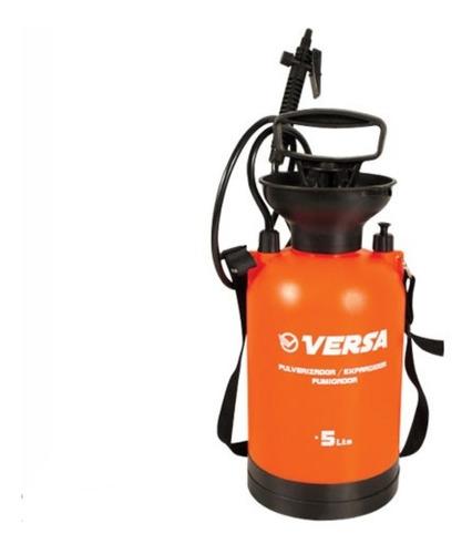 Pulverizador Rociador 5 Litros Profesiona Con Lanza Y Correa