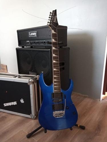 Guitarra Electrica Ibanez Gio Incluye Case De Viaje