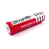 Pila Batería 18650 Recargable Litio 3.7v