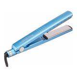 Plancha De Cabello Babylisspro Nano Titanium 2091 Babnt2091tes Azul 110v