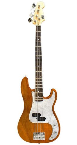 Bajo Eléctrico Onas Precision Bass Pr Natural Wood P