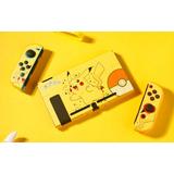 Carcasa Protectora Nintendo Switch-pikachu