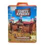 Forte Apache Super Batalha 48 Peças Maleta Pintados Gulliver Original