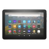 Tablet  Amazon Fire Hd 8 2020 Kfonwi 8  32gb Black Com 2gb De Memória Ram