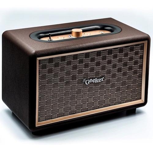 Parlante Bluetooth Portátil Retro Vintage T/marshall Bt Aux.