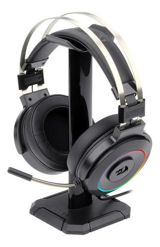 Auriculares Gamer Redragon Lamia H320rgb Usb 7.1 Con Base