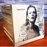 Taylor Swift Reputation Cd Nuevo Original