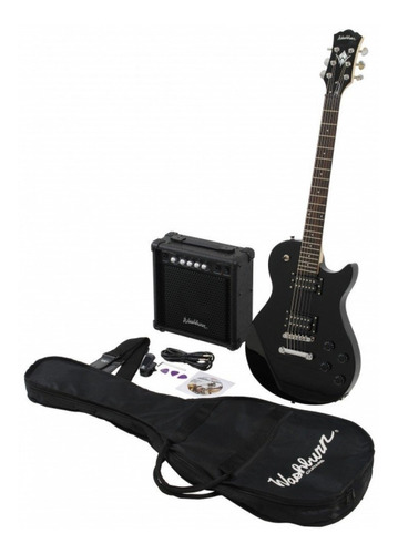 Pack Guitarra Les Paul - Washburn Win14/ Urdile