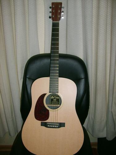 Guitarra Martin Electroacústica Zurda