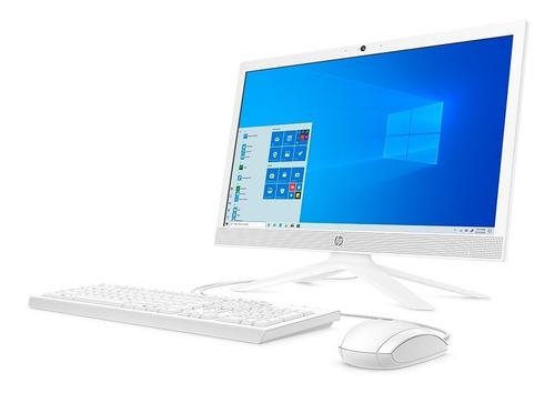 Todo En Uno Hp 21-b0000la 20' Intel Celeron 4gb 1tb W10 Home