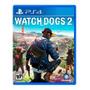 Watch Dogs 2 Standard Edition Físico Ps4 Ubisoft Original