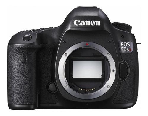 Canon Eos 5ds R Dslr Color Negro (solo Cuerpo) Nueva