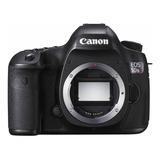 Canon Eos 5ds R Dslr Color  Negro