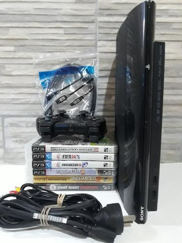 Playstation 3 C/18 Juegos Digitales (falla Hdmi)