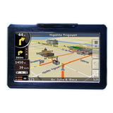 Gps Dbs 5007 Hd 5 Pulgadas + Mp4 +mapas Actualizados Camaras