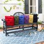 Almofada Futon Turca  90 X 70 Para Sofa De Pallets Original
