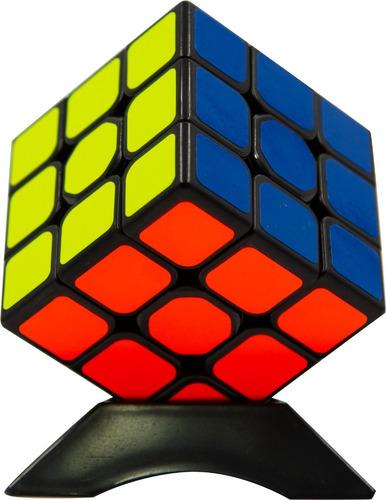 Cubos Rubik 3x3 Uso Profesional. Lubricado