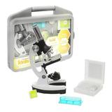 Microscopio Biológico Celestron Con Estuche Niños Juvenil