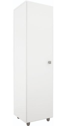 Despensero Organizador Multiuso Con Patas 1 Puerta Estantes