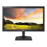 Monitor Gamer LG 20mk400h Led 20  Preto 100v/240v