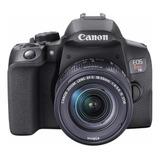 Canon T8i / Lente 18-55 / 16gb Inc / Mejor A T7i T7 T6i T5i