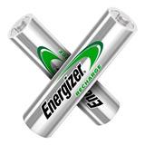 Pila Aa Energizer Recharge Nh15-2000 Cilíndrica - Pack De 2 Unidades