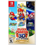 Super Mario 3d All Stars Switch Mídia Física Original