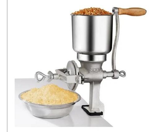 Molino Moledor Manual Metálico Choclo Maiz
