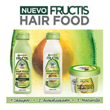 Kit Garnier Fructis Hair Food Aguacate Rutina Completa