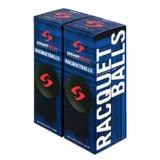 Gearbox Racquetballsnegro 2cajas De 3bolas
