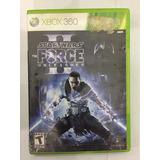 Starwars Forcé Xbox360