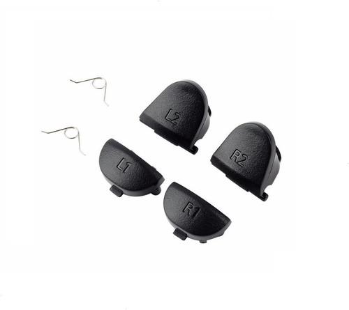 Repuesto Gatillos Botones Trigger Ps4 R1 L1 R2 L2 Resorte